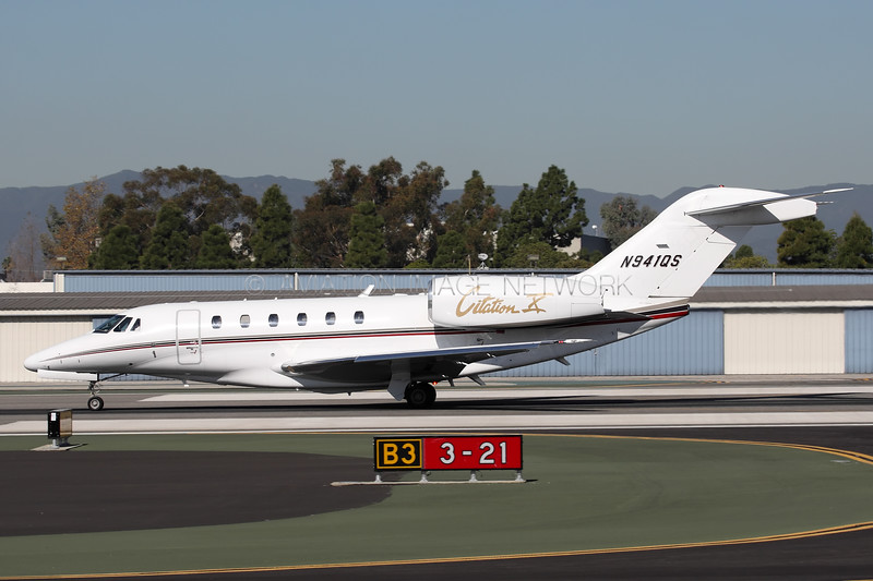 N941QS | Cessna 750 Citation X | NetJets