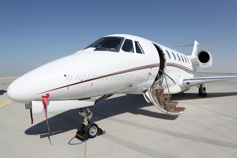 N96RX | Cessna 750 Citation X | Omicron Ventures