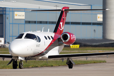 G-FBKH | Cessna 510 Citation Mustang | Wijet