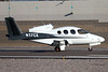 N17CX | Cirrus Vision SF50 | 501 Aviation LLC