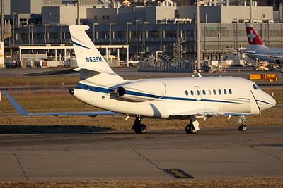 N639M   Dassault Falcon 2000S