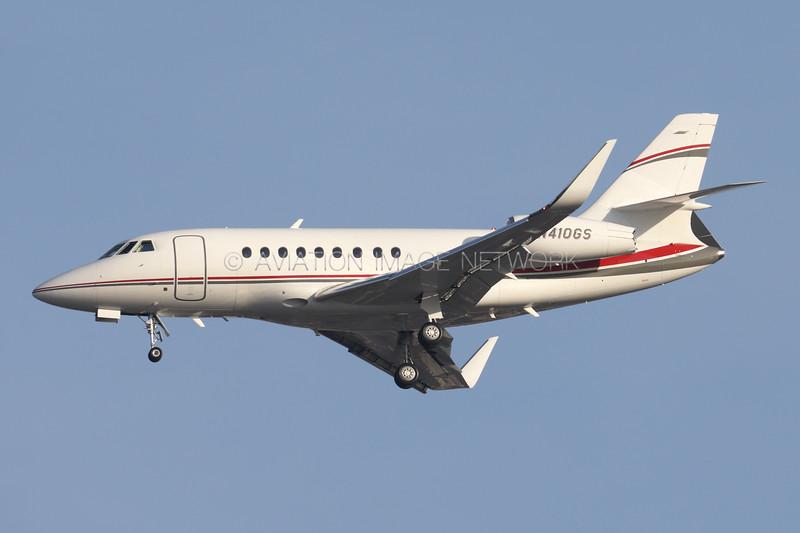N410GS   Dassault Falcon 2000EX   US Bank NA