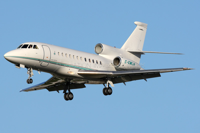 C-GMLH | Dassault Falcon 900EX | The Craig Evan Corporation