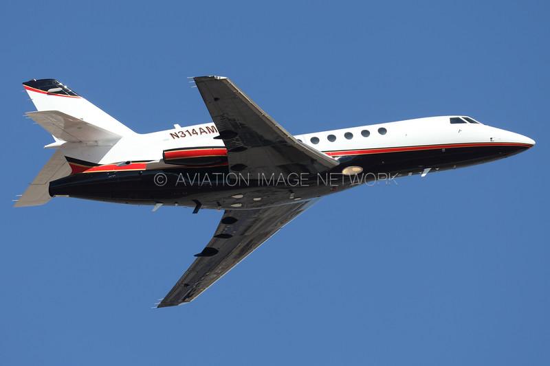 N314AM | Falcon 50 | Wilson Aviation LLC