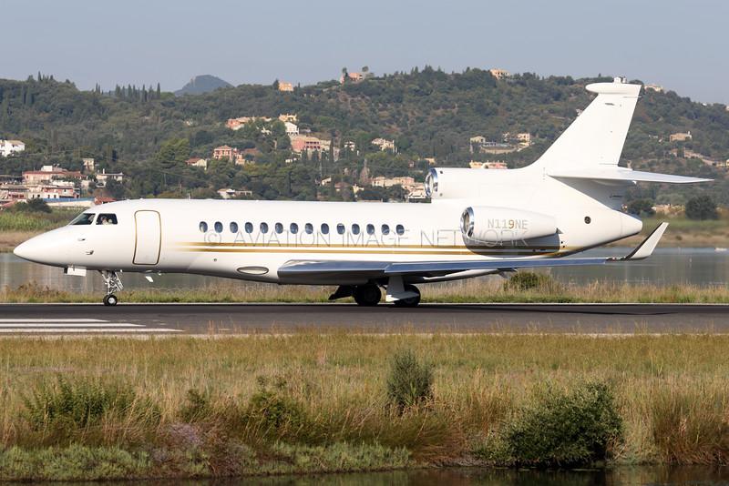 N119NE | Dassault Falcon 7X | TVPX Aircraft Solutions Inc