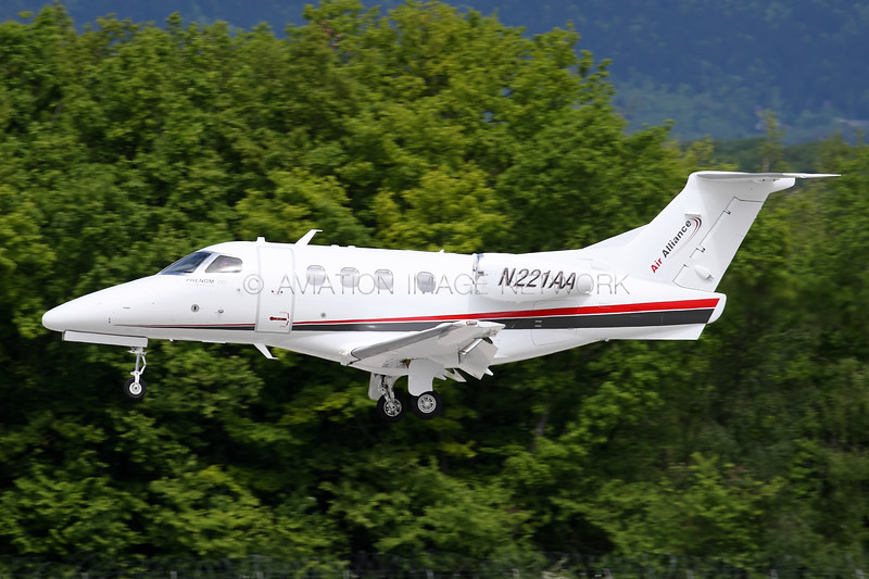N221AA | Embraer EMB-500 Phenom 100 | Air Alliance
