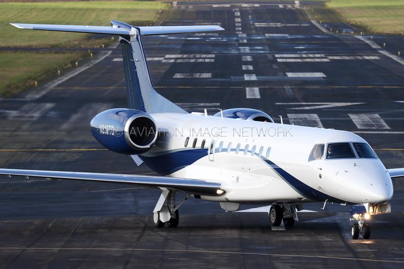 N810TD | Embraer Legacy 650 | Meadow Lane Air Partners LLC