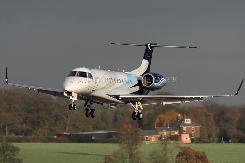 G-THFC   Embraer Legacy 600   London Executive Aviation