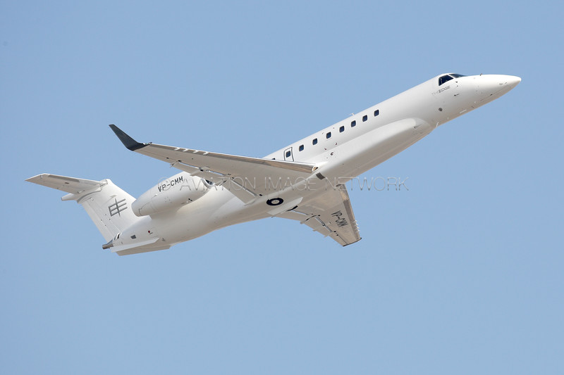 VP-CMM | Embraer Legacy 600 | Al Mojil Aviation