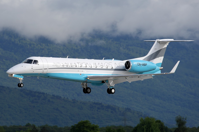 CN-MBP | Embraer Legacy 600 | Dalia Air
