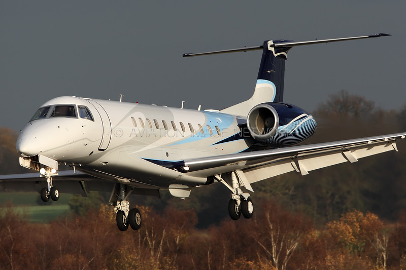 G-THFC | Embraer Legacy 600 | London Executive Aviation