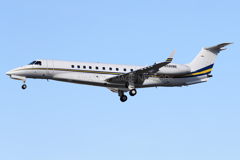 N580ML | Embraer Legacy 600 | Stone Tower Air