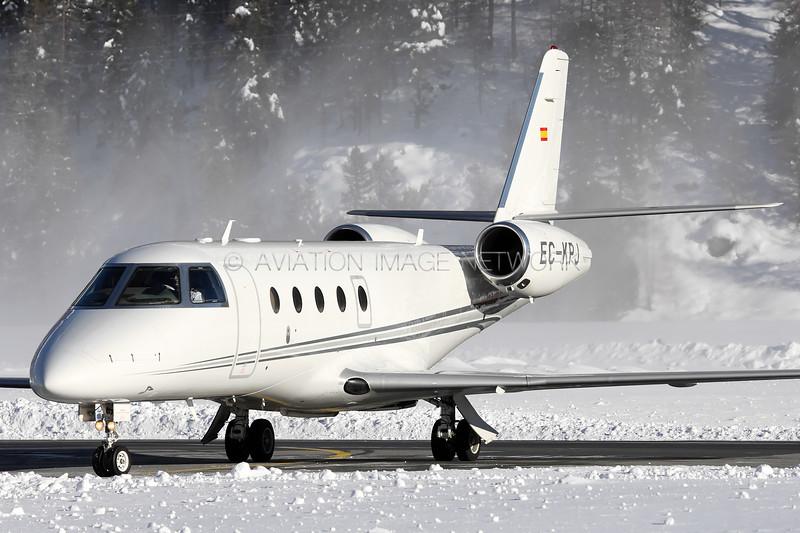 EC-KPJ   Gulfstream G150   TAG Aviation