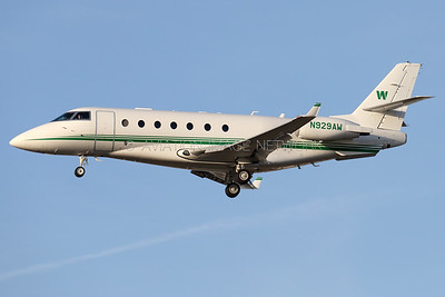 N929AW | Gulfstream G200 | Fort Calumet Co