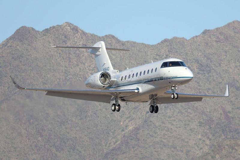 N1640 | Gulfstream G280 | Cox Aviation LLC