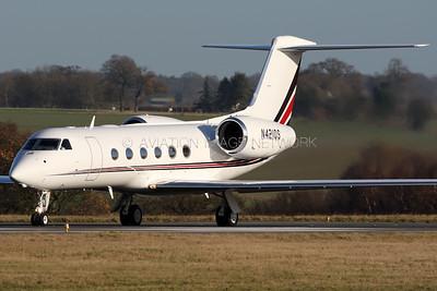 N421QS | Gulfstream 450 | NetJets