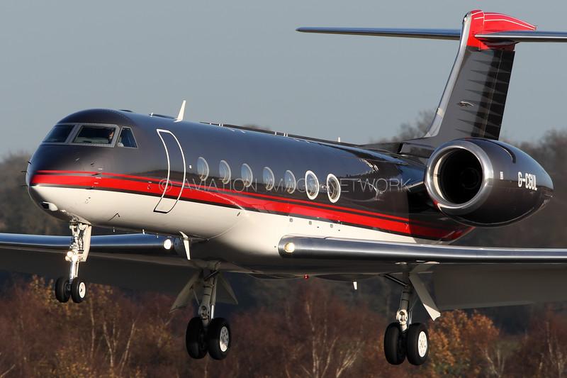 G-CGUL | Gulfstream G550 |