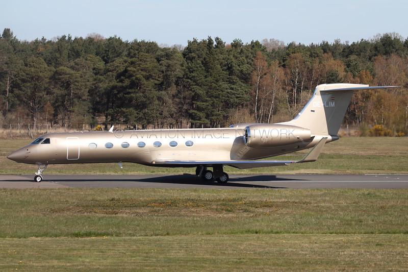 OE-LIM   Gulfstream G550   Avcon jet AG