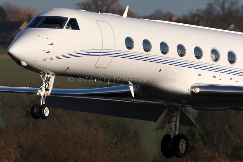 N605CH | Gulfstream G550