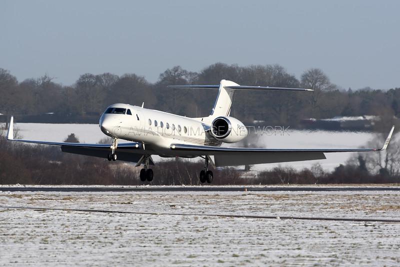 P4-TPS | Gulfstream G550 |