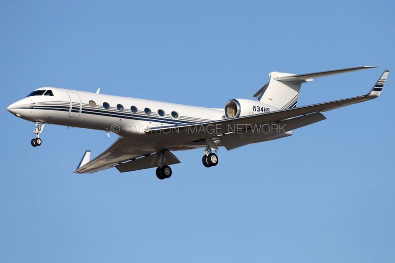 N34HS | Gulfstream G550 | HS Arrow LLC
