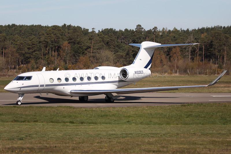 N100ES | Gulfstream G650ER | Earth Star Inc