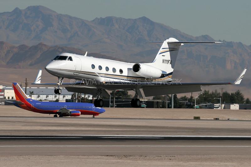 N111FA | Gulfstream III | Quikrete Aircraft Leasing LLC