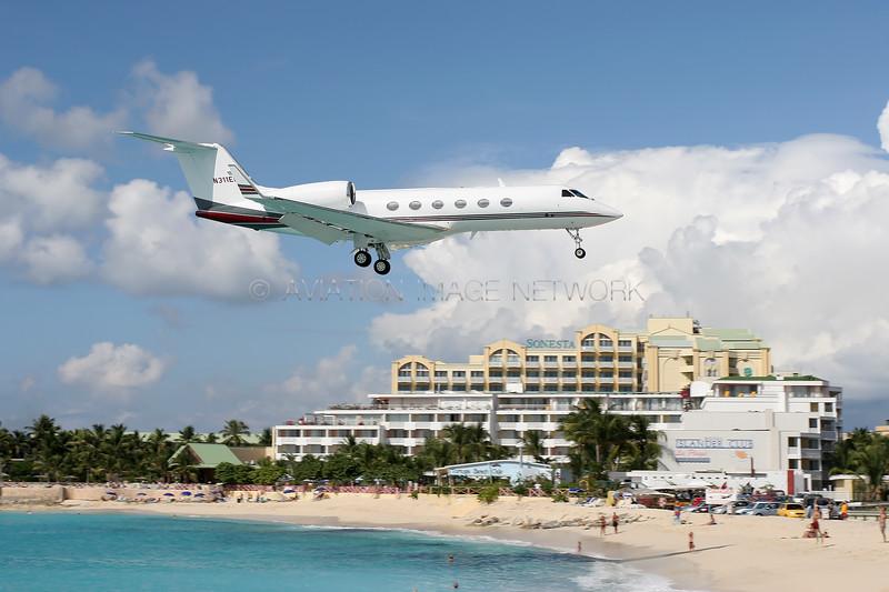 N311EL | Gulfstream IV | Eli Lilly and Company