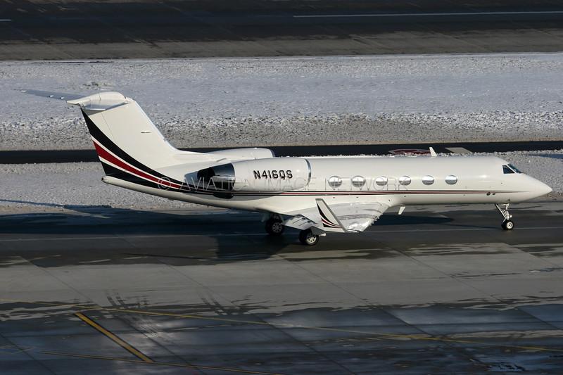 N416QS | Gulfstream IV | Netjets