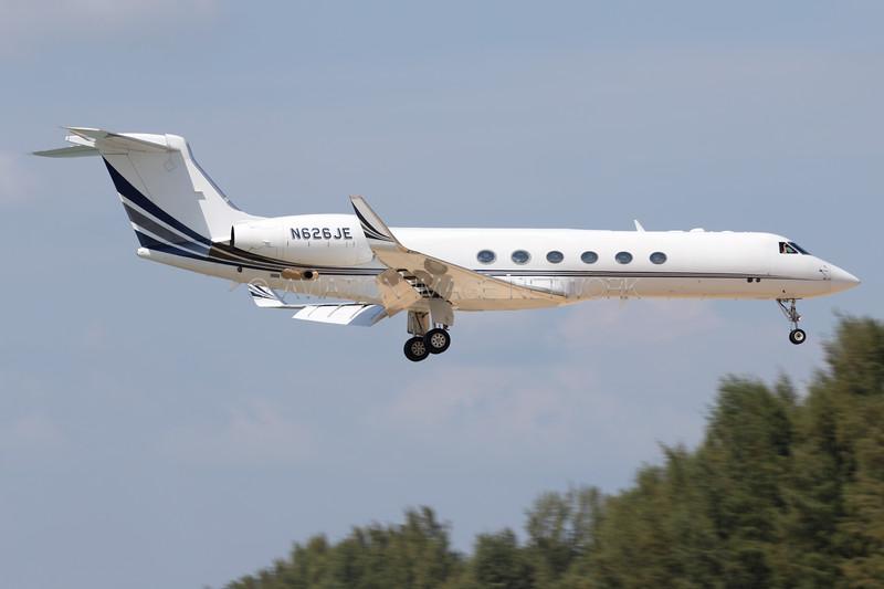 N626JE | Gulfstream V | Pegasus Elite Aviation