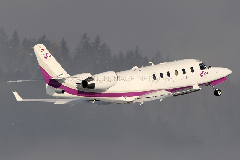 OE-GBD | IAI 1125 SPX Astra | Tyrol Air Ambulance