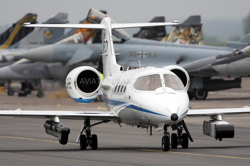 D-CGFE | Learjet 36A | GFD | Gesellschaft für Flugzieldarstellung