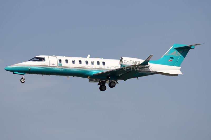 C-FMGL   Learjet 45   London Aviation Services