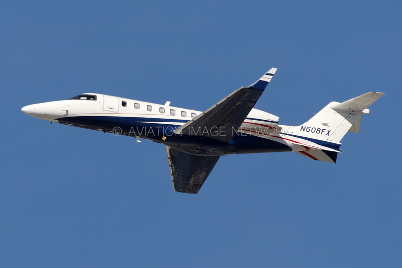 N608FX | Learjet 45