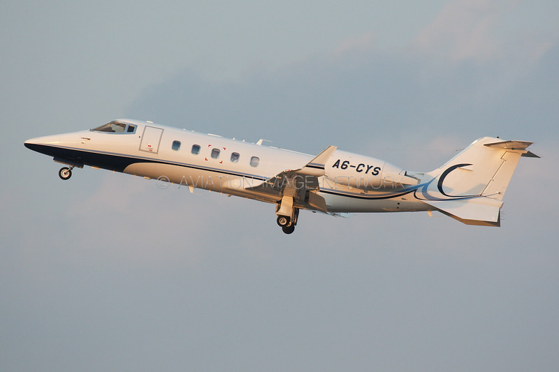 A6-CYS | Learjet 60XR | Execujet Middle East