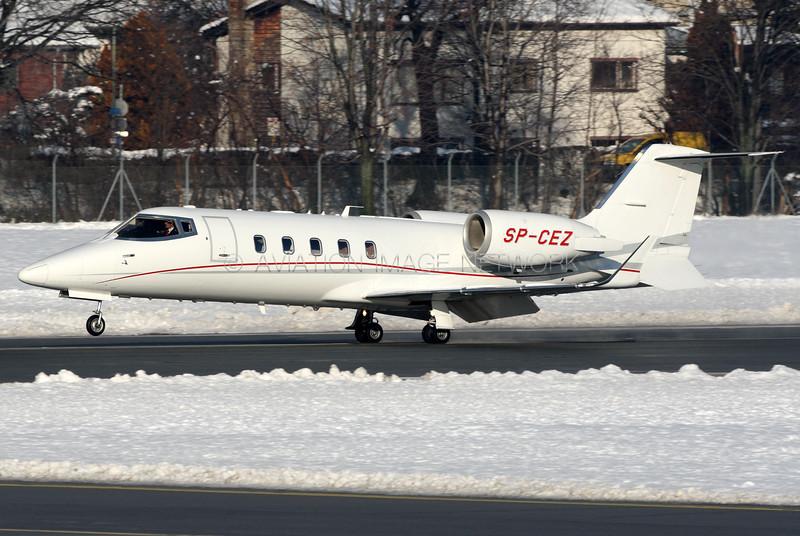 SP-CEZ | Learjet 60