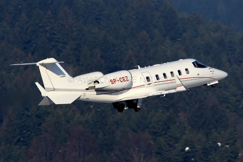 SP-CEZ | Learjet 60 | AMC Aviation