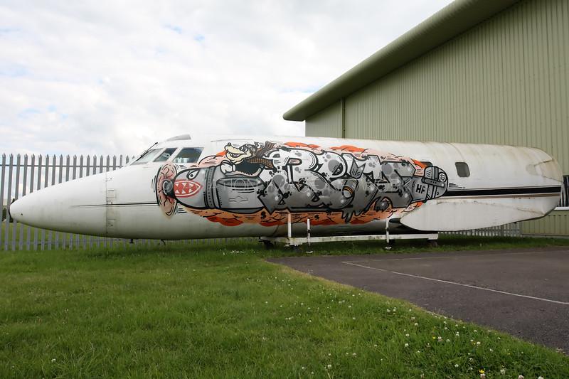 N25AG | Lockheed L1329-25 Jetstar II