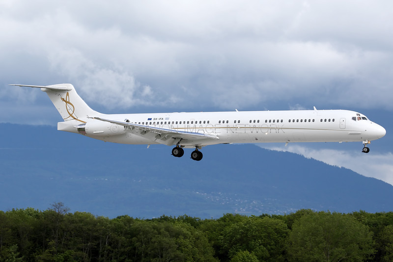 SX-IFA | McDonnell Douglas MD-83 | Gainjet Aviation