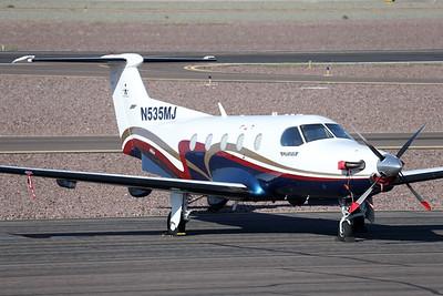 N535MJ  Pilatus PC-12/47E   Tyfly Inc