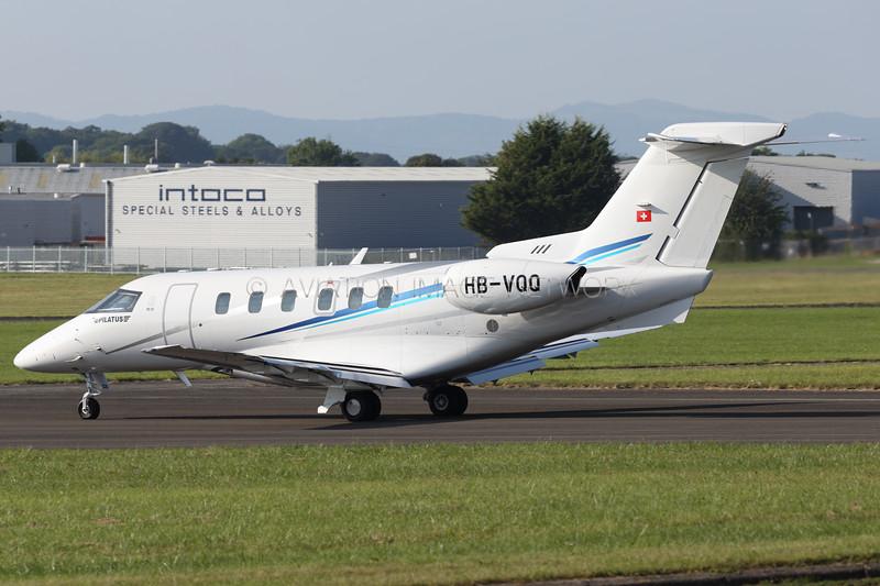 HB-VQQ | Pilatus PC-24 | Pilatus Flugzeugwerke Ag