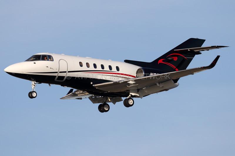 N977HG | Raytheon Hawker 900XP | Hawker 900 Partners LLC