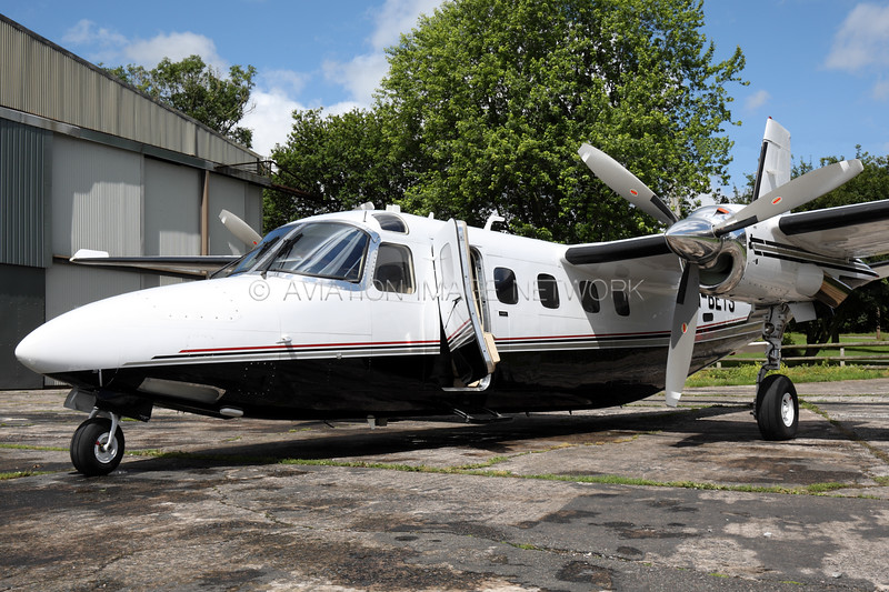 M-BETS | Rockwell 695A Jetprop 1000 |