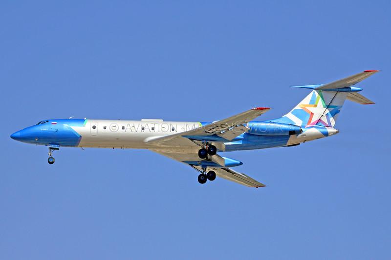 RA-65727 | Tupolev Tu-134B-3