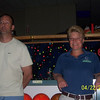 Bob Richardson and Maureen Parker