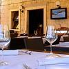Dubvronik, Croatia.  A beautiful beach-side restaurant, quaint and humble, yet ellequent and romantic.
