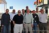 The Motorola group.<br /> Howard Chercoe, Lenny Gemar, Gust Filantres, Charlie Hasenbeck, John Tyni, Andy Pawlowski, Lou Hennequin, Steve Stark, and Philip Raymond