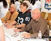 NFL alumni ???, Ben Davidson, and Pete Mikolajewski