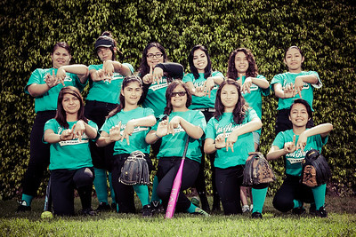 051813 - Los Angeles Central Girls Softball