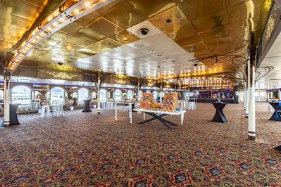 Hornblower Pier Event